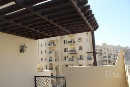 1 Bedroom Flat for Sale in Remraam, Dubai - 1 Bed  | Balcony & Terrace | Closed Kitchen