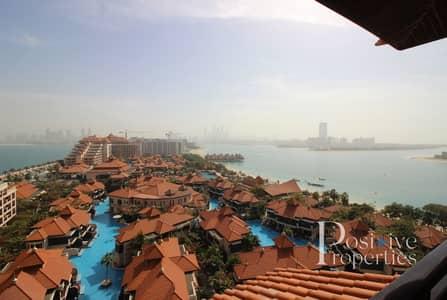 شقة 2 غرفة نوم للايجار في نخلة جميرا، دبي - Excellent Lagoon Views / Beautifully furnished