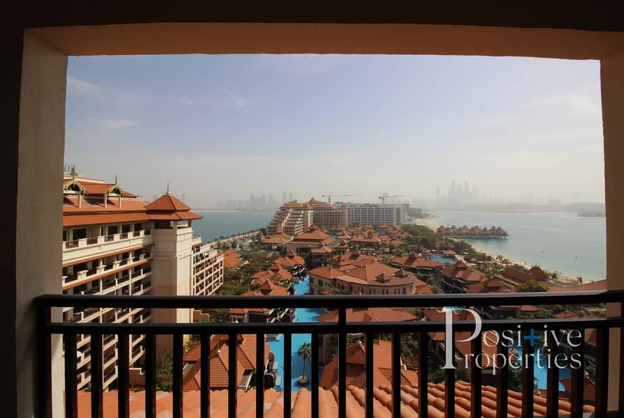 2 Excellent Lagoon Views / Beautifully furnished