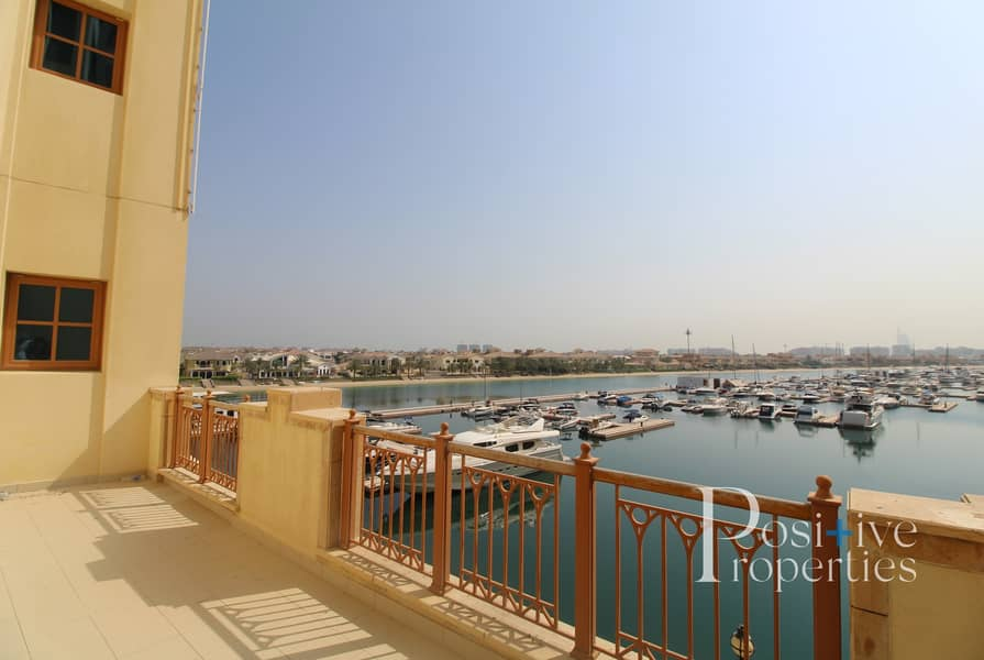 Largest A Type | Marina & Sea Views | Vacant