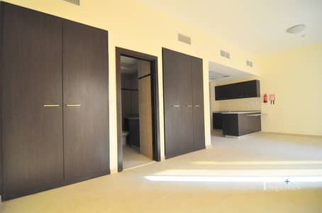 Studio for Sale in Remraam, Dubai - Best Price L shape | Inner Circle | Ready to Move