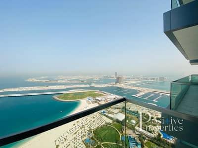 شقة 4 غرف نوم للبيع في جميرا بيتش ريزيدنس، دبي - Best Deal | Sea View & Dubai Eye | Payment Plan