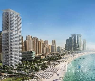4 Bedroom Apartment for Sale in Jumeirah Beach Residence (JBR), Dubai - Best Deal | Sea View & Dubai Eye | Payment Plan