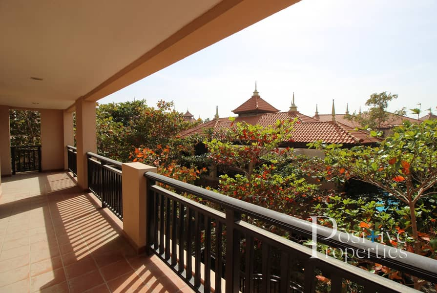 Park View/Spacious/Furnished 2 BR/Anantara