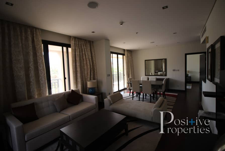 2 Park View/Spacious/Furnished 2 BR/Anantara