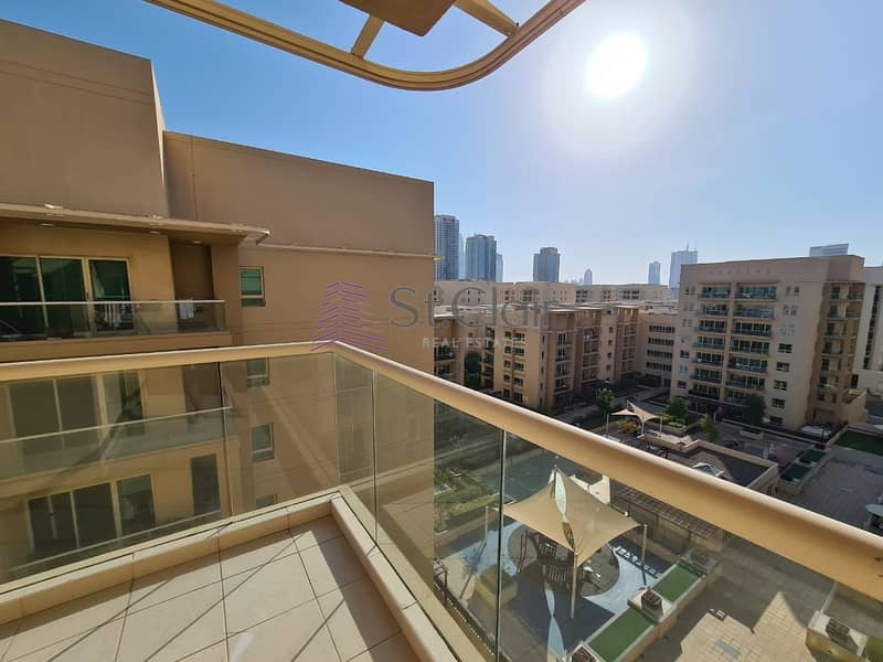 17 AMAZING DEAL 2BEDROOM /POOL VIEW/THE GREENS
