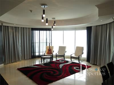 Marina View | Big Balcony | 3 Bed + Maid + Study