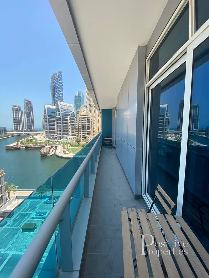 2 Fully Furnished - Marina View - All Bills Included