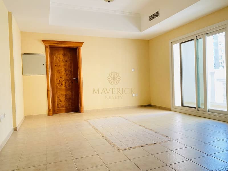 2 Spacious 1BR+Balcony   High Quality   6 Cheques