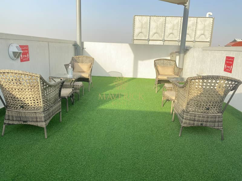 12 Spacious 1BR+Balcony   High Quality   6 Cheques