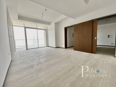 2 Bedroom Apartment for Rent in Jumeirah Village Circle (JVC), Dubai - High floor | Marina Skyline Views | New
