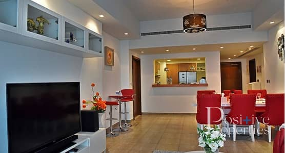 12 Cheques | Palm Views | Fully Furnished