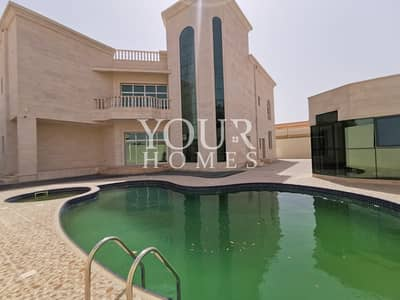 6 Bedroom Villa for Rent in Al Barsha, Dubai - EM | LUXURIOUS 6 BED ROOM VILLA WITH POOL . 380K