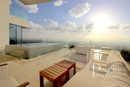 4 Bedroom Flat for Rent in Jumeirah Village Circle (JVC), Dubai - Price Drop | Private Pool | Amazing View