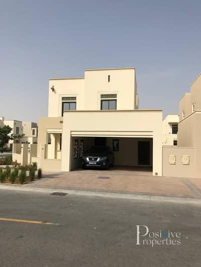 4 Bedroom Villa for Sale in Arabian Ranches 2, Dubai - Azalea Type 3- Corner Plot- Largest 4 bed