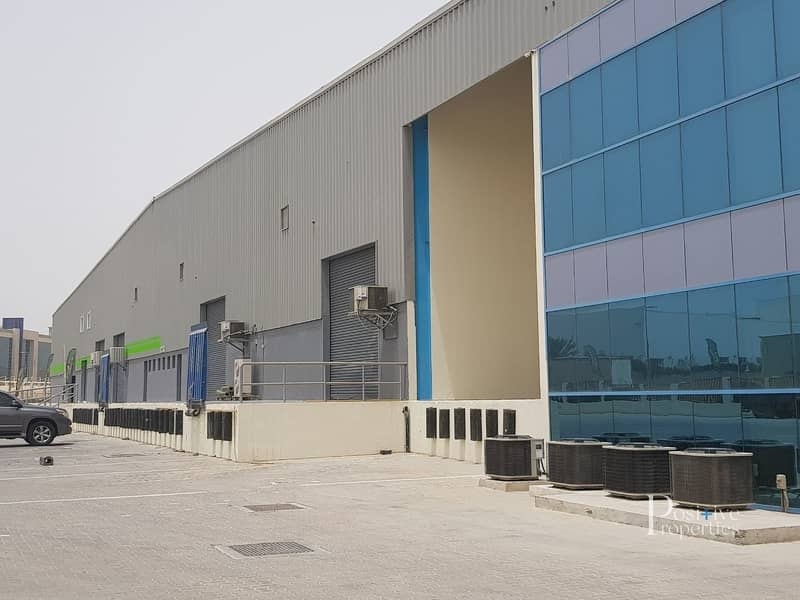Large Warehouse  Better ROI  Jafza South