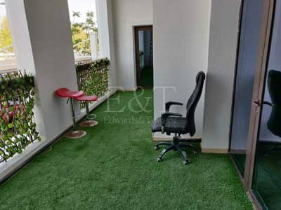 Ready to move | Spacious terrace | Community view
