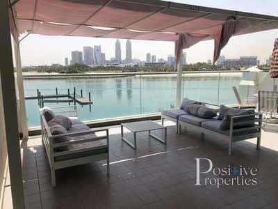 فلیٹ 1 غرفة نوم للايجار في نخلة جميرا، دبي - Burj Al Arab View | Available Now | Reduced