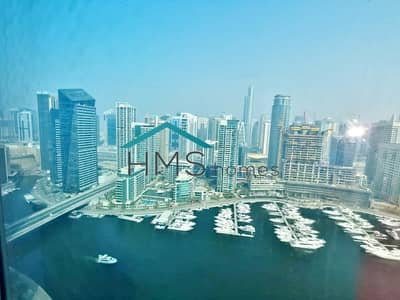فلیٹ 3 غرف نوم للايجار في دبي مارينا، دبي - 3BR+maid | Marina Promenade | Marina View