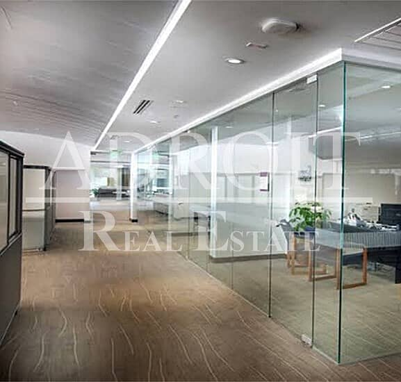 Spacious | Fitted Office with Partition for Sale at Regal Tower