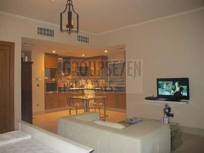 Furnished Studio Apartment for Rent in Old Town