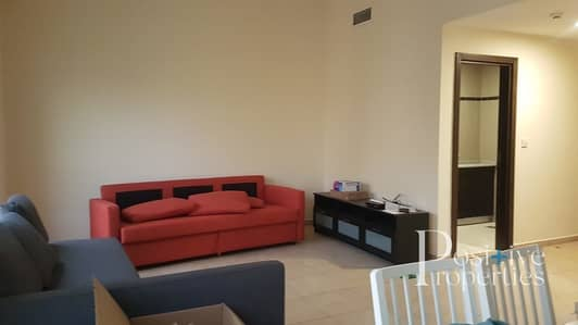 ONE BEDROOM CLOSED KITCHEN | SEMI FURNISHED