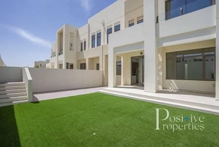 تاون هاوس 4 غرف نوم للايجار في ريم، دبي - Type G | 4 Bedroom + Maid | Landscaped Garden
