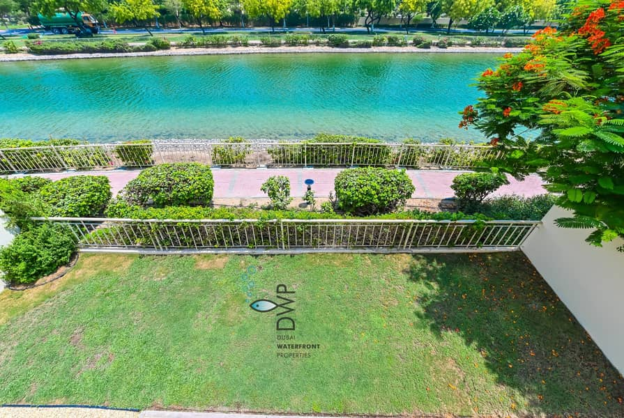 100% Lake Facing | 2BR Villa + Study | Type 4E End Unit| Full 5* Maintenance Package inclusive of rent!