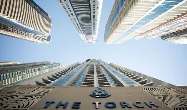 Fully Furnished 2 BR APT At Torch Tower