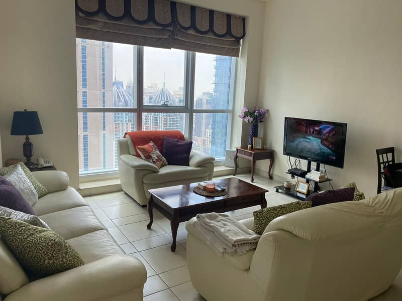 2 Fully Furnished 2 BR APT At Torch Tower