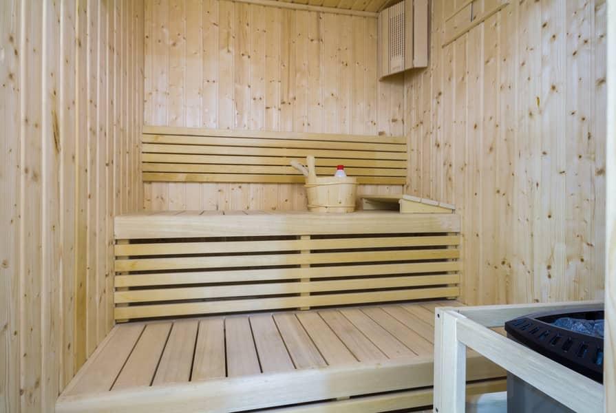 25 Sauna