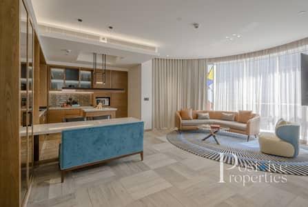فلیٹ 2 غرفة نوم للايجار في نخلة جميرا، دبي - HYATT MANAGED | BILLS INCLUDED | HOTEL FACILITIES