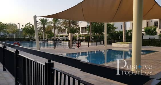 3 Bedroom Townhouse for Sale in Town Square, Dubai - BEAUTIFUL GARDEN | FURNISHED |  OFFERS INVITED
