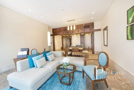 2 Bedroom Hotel Apartment for Rent in Palm Jumeirah, Dubai - Luxury Hotel / All Bills Included / Hotel Living