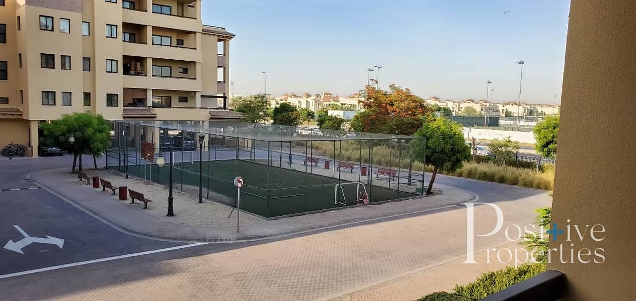 14 Bright and specious 01 BHK @ 45000 AED (NO COMMISSION)