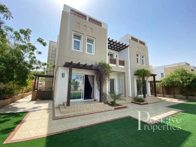 5 Bedroom Villa for Rent in Mudon, Dubai - Large Corner Plot | Great Location | Type A