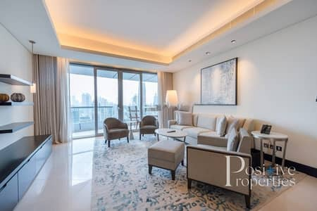 2 Bedroom Apartment for Rent in Downtown Dubai, Dubai - HIGH FLOOR BEAUTIFUL VIEWS ALL INCLUSIVE