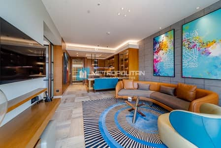 1 Bedroom Apartment for Rent in Palm Jumeirah, Dubai - Bills Included I Fully Serviced I 5 Star Living