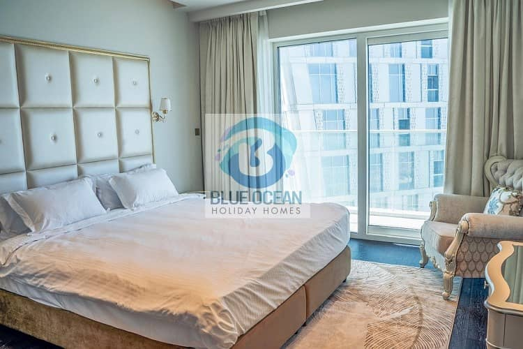 LUXURIOUS AND WORLD-CLASS FULLY FURNISHED 2 BR APARTMENT ( + 1 Month)