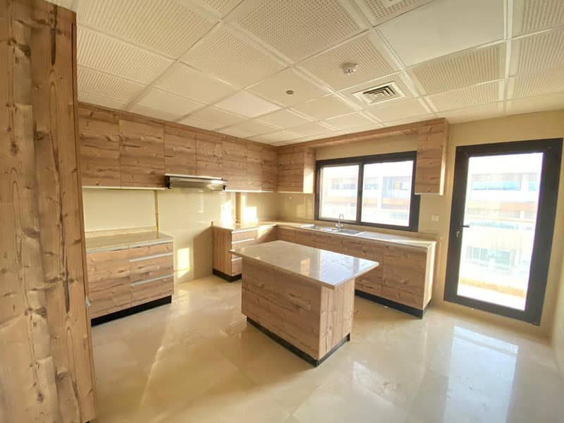 Upgraded 4BR | Maid Room + Storage | 1 Month Free |