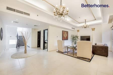 4 Bedroom Townhouse for Sale in Jumeirah Village Circle (JVC), Dubai - G+1 Floor Pool View Townhouse Tenanted