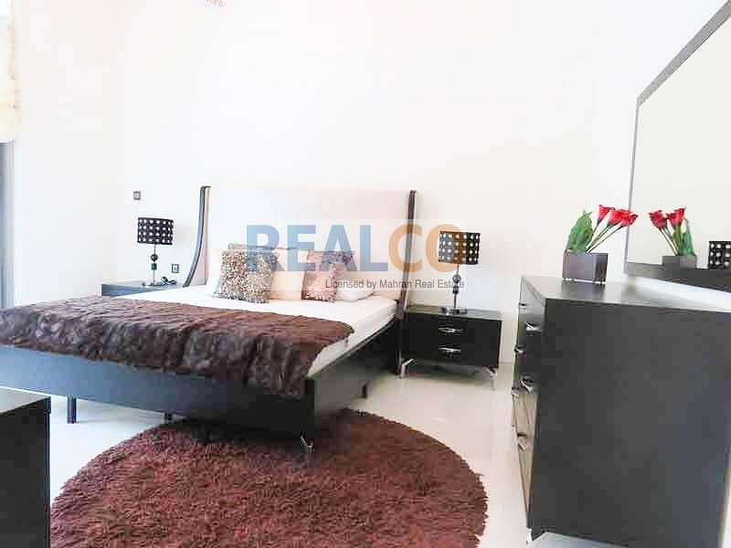 2   FULLY FURNISHED   2 BR+ MAID   VACANT  