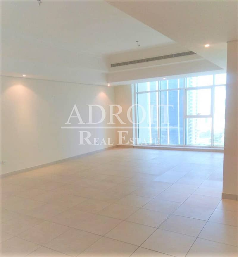 2 Huge| Perfect Layout 2BR + Maids Apt in Al Seef Tower 2