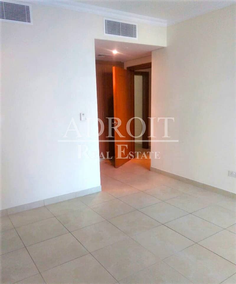 10 Huge| Perfect Layout 2BR + Maids Apt in Al Seef Tower 2