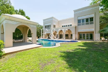 7 Bedroom Villa for Sale in Emirates Hills, Dubai - Stunning Two Villas on One Big Plot |Amazing Views
