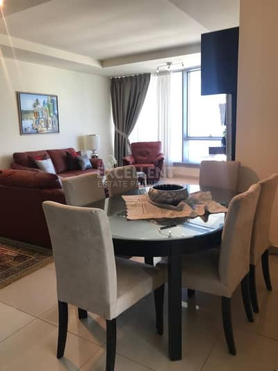 3 Bedroom Flat for Rent in Al Reem Island, Abu Dhabi - Amazing 3BH Fully Furnished Apt| Maids Room