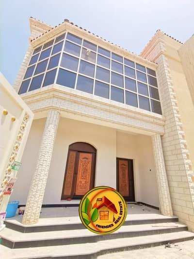 فیلا 5 غرف نوم للبيع في المويهات، عجمان - امتلك فيلا راقيه جدا تمويل اسلامى بدون دفعه اولى