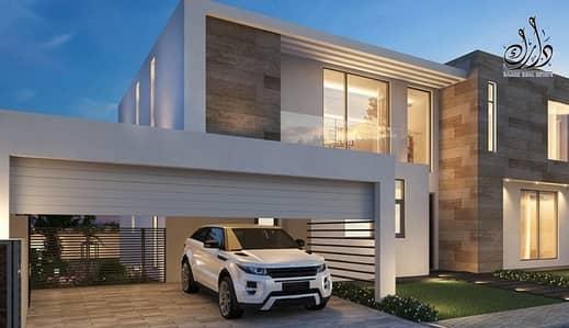 فیلا 2 غرفة نوم للبيع في الطي، الشارقة - own your dream villa only for 5% down payment