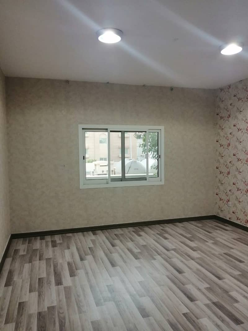 NEAT & CLEAN STUDIOS AVAILABLE WITH BALCONY MONTHLY BASIS AT AL KARAMHA