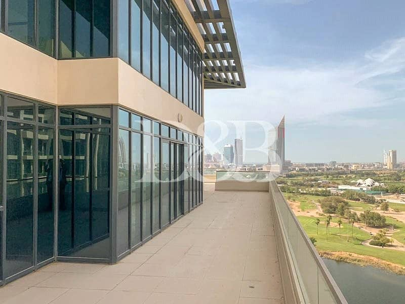 Penthouse | Huge Terrace | Full Golf Course Views